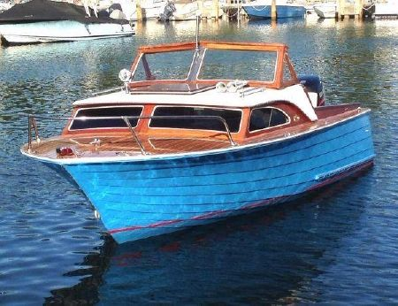 1963 Cruiser's Inc Sea Camper 18 Model 370