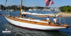 1937 Alden Classic Bermudan Cutter