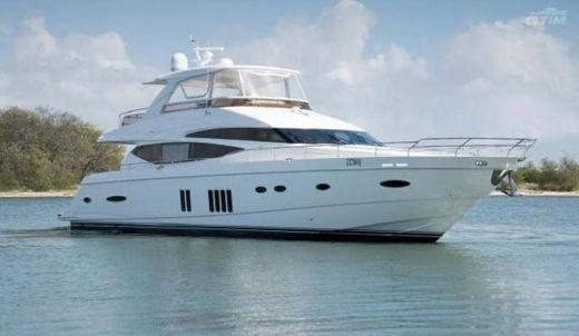 2011 Princess 78 Motor Yacht