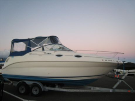 2004 Searay Sundancer 240