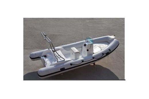 2012 Lianya Rib boat HYP520