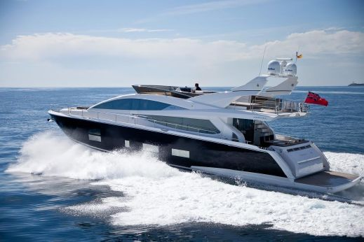 2015 Pearl Motor Yachts 75