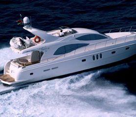 2006 Gulf Craft Majesty 61