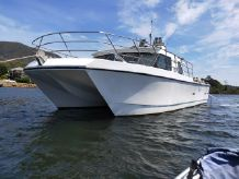 2009 Custom GRP Catamaran 52'
