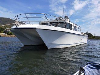 2009 Custom GRP Catamaran 52'