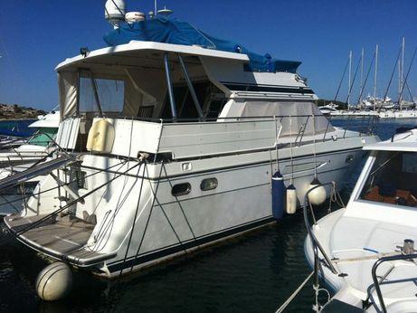 1993 Trawler Yaretti 42