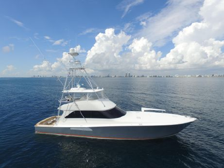 2008 Viking Yachts 68 Convertible