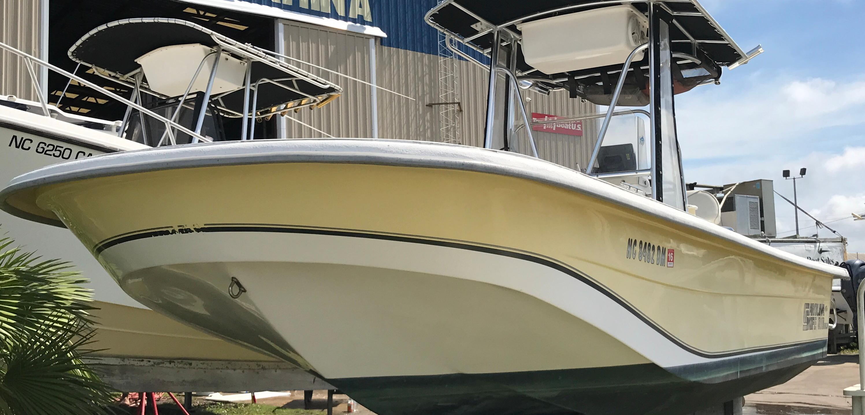 2009 Carolina Skiff 218 Dlv Power New And Used Boats For Sale