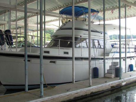 1981 Gulfstar 38 Sundeck