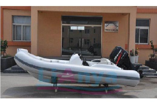 2012 Lianya Rib boat LY380