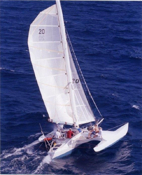 Used Trimaran 10 6 Composite Prices - Waa2