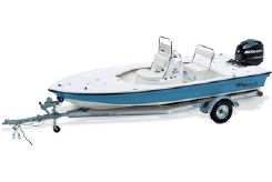 2014 Mako 18 LTS Inshore w/ 60 ELPT FourStroke and Trailer