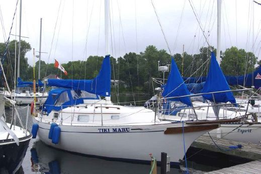 1983 Bayfield 29C Cutter