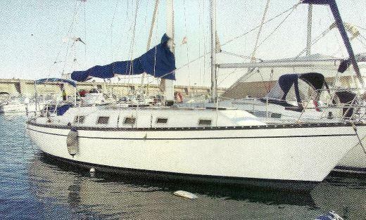 1981 Hunter 36 cherubini