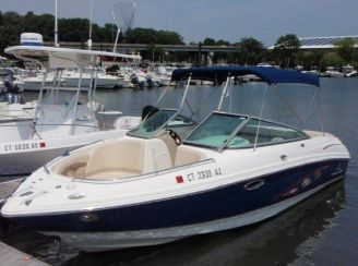 2006 Chaparral 246 SSi
