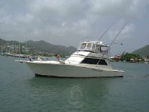 1990 Viking Yachts Convertible