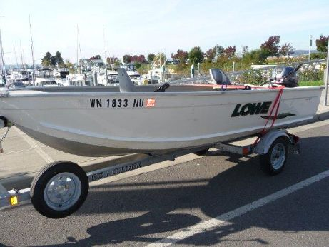 2005 Lowe 1467WT