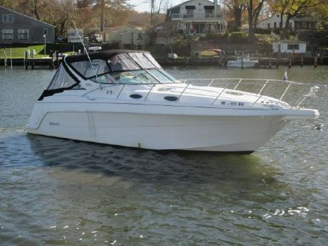 1999 Wellcraft 3000 Martinique