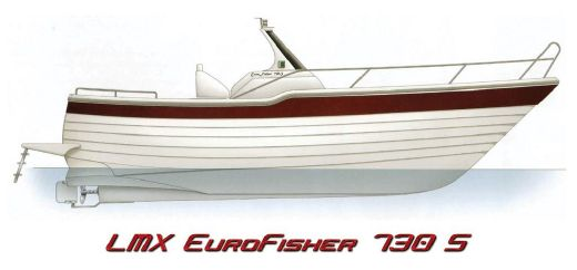 2014 Lemax Marine LMX EuroFisher 730 S