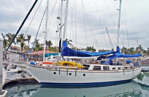 1981 Hudson Sea Wolf Ketch