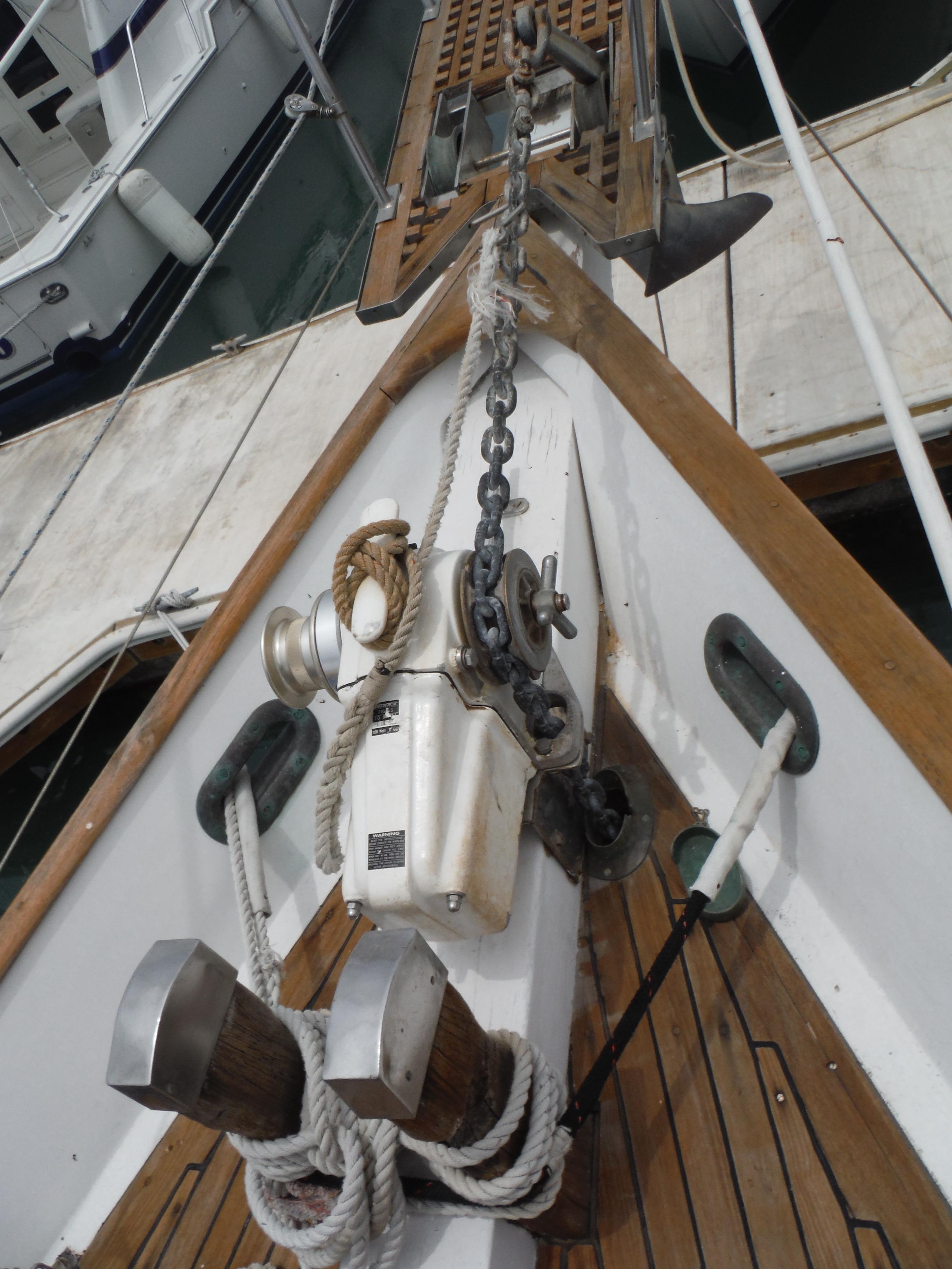 44' Hudson Sea Wolf Ketch+Photo 7