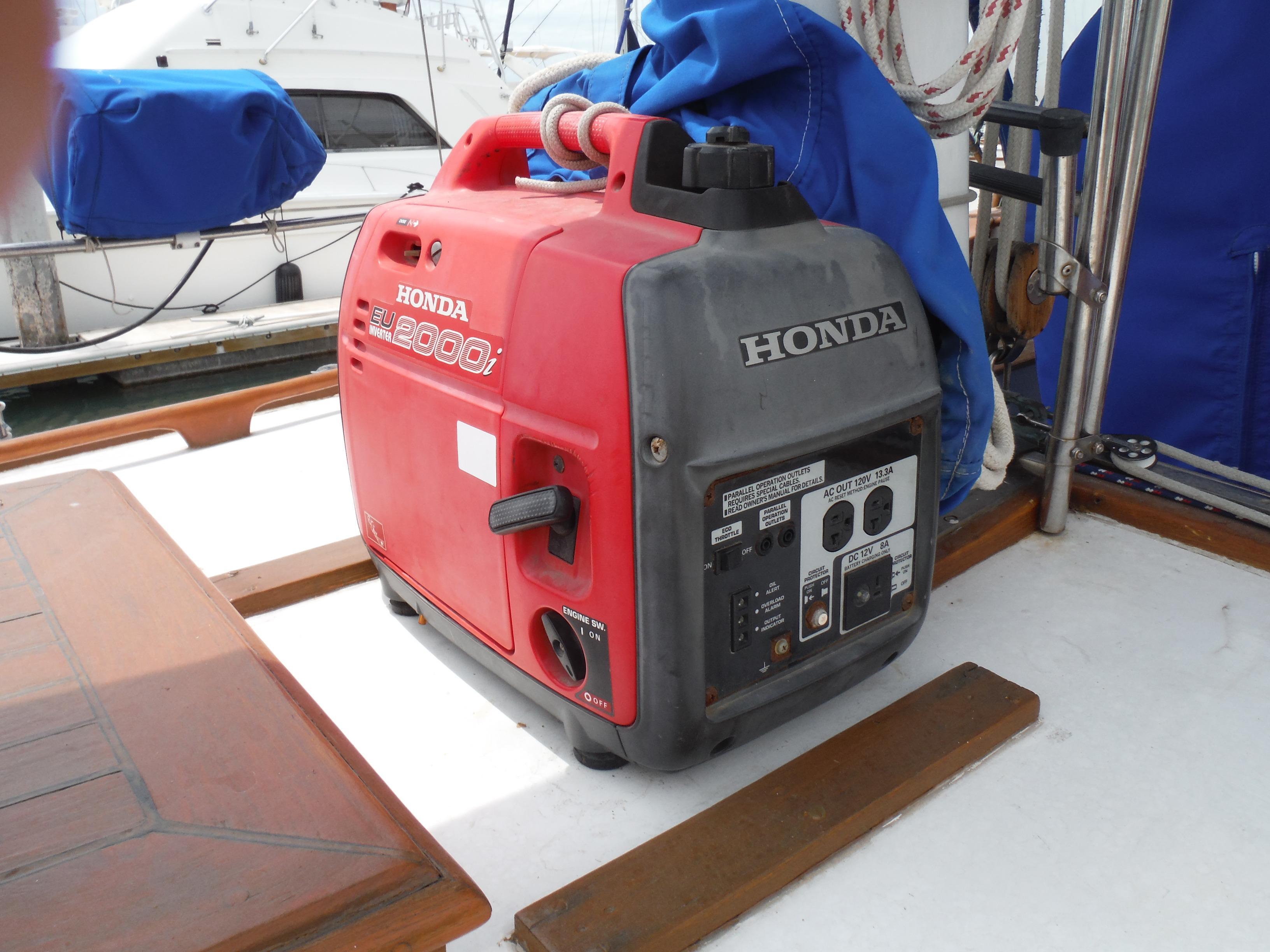44' Hudson Sea Wolf Ketch+Photo 26