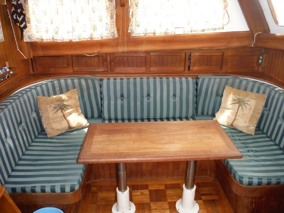 1981 Hudson Sea Wolf Ketch Sail Boat For Sale - www