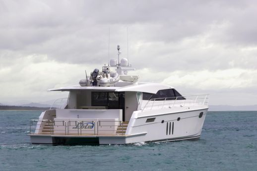 2016 Pachoud Yachts 65ft Semi Displacement Cat Lola