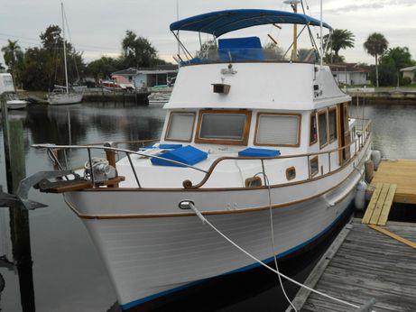 1978 Marine Trader Trawler