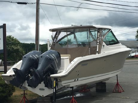 2017 Pursuit DC 295 Dual Console