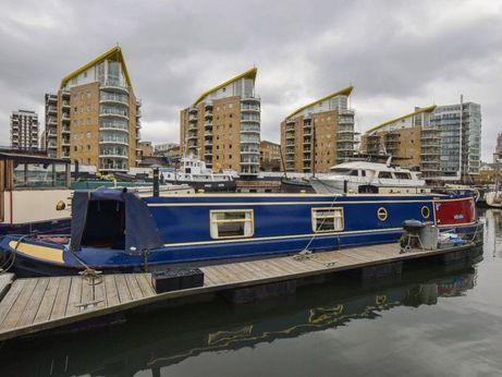 2000 Narrowboat 45ft with London mooring