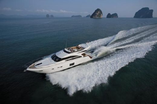 2015 Princess Flybridge 64 Motor Yacht