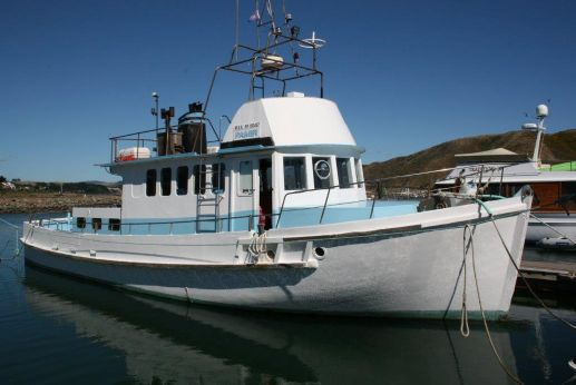 1958 Charter Vessel