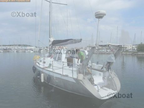 2004 Universal Yachting voyage biquille aluminium