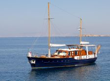 1958 Akerboom Displacement 20m Immaculate Condition
