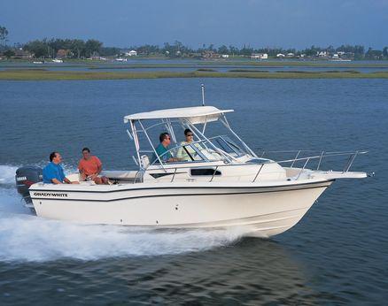 2002 Grady White 228 Seafarer