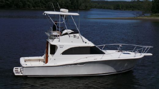 1992 Luhrs 320 Convertible