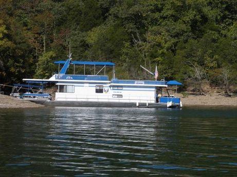 1985 Sumerset 14 x 62 Houseboat