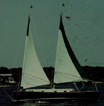 1978 Marine Innovators Sandpiper Sharpie