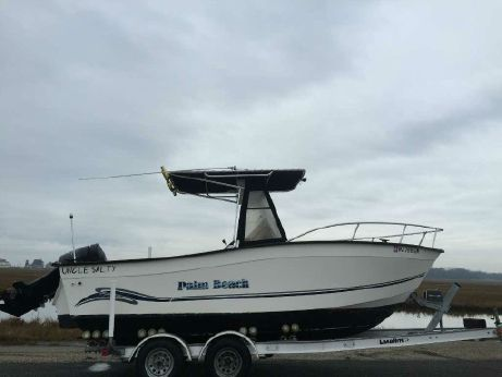 2000 Palm Beach 22 CENTER CONSOLE