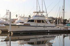 1975 Hatteras Yacht Fisherman