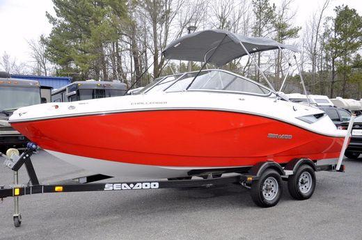 2011 Sea Doo Challenger