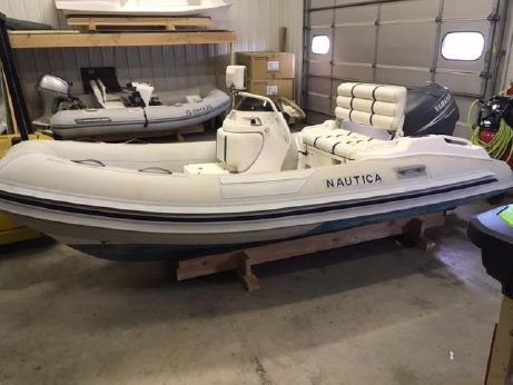 2004 Nautica 12 Wide Body