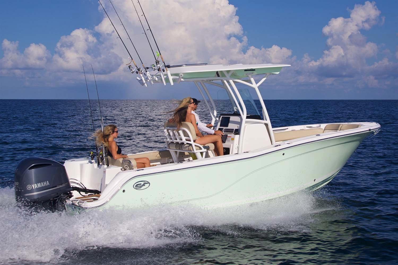 2017 Sea Fox 248 Commander Power Boat For Sale - www ...