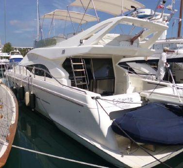 2005 Ferretti 530