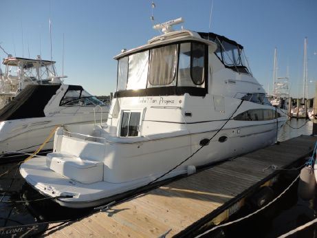 2002 Carver Yachts 444 Motor yacht