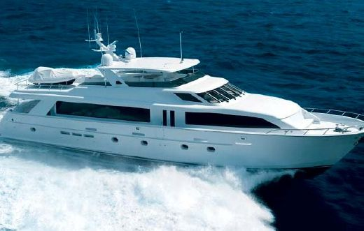 2012 Hatteras 100 Motor Yacht