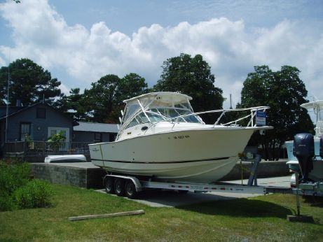 2007 Albemarle 280 Express Fisherman