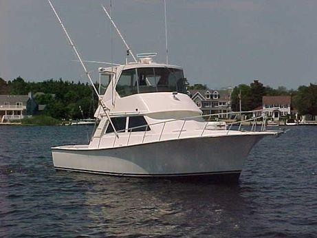1997 Henriques 38 Sportfisherman