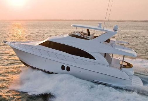 2016 Hatteras 60 Motor Yacht
